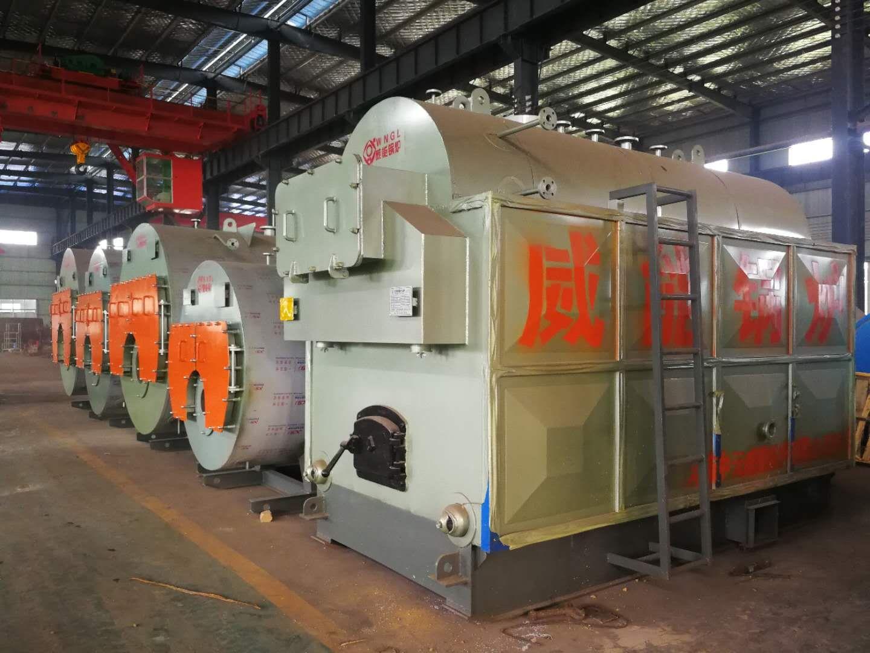 DZH生物质蒸汽锅炉系列 河南中天威能锅炉有限公司